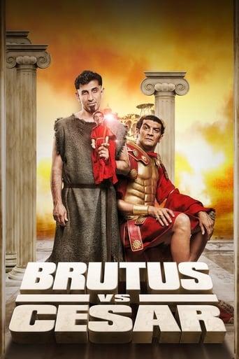 Poster of Brutus vs Cesar