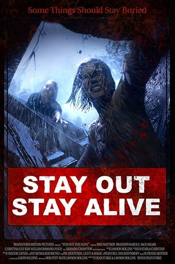 Image Stay Out Stay Alive