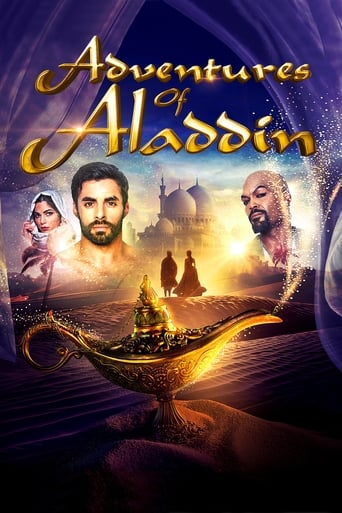 Poster of Adventures of Aladdin