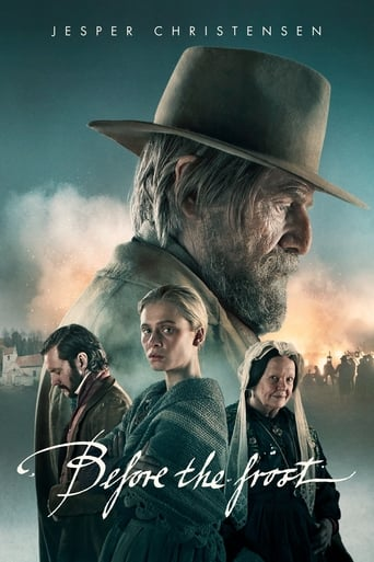 Poster of Before the Frost