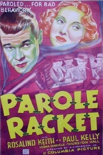 Poster of Parole Racket