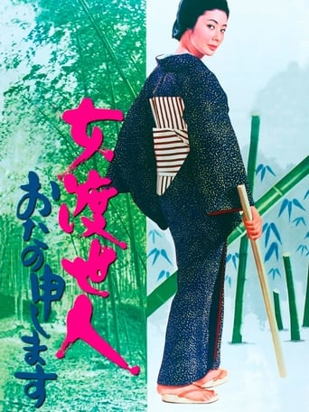 Poster of Bitter Tears of a Woman Gambler