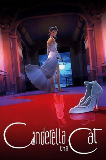 Poster of Cinderella the Cat