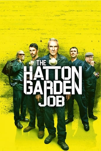 Poster of The Hatton Garden Job