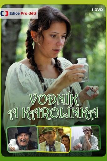 Poster of Vodník a Karolínka
