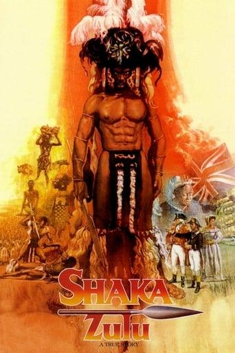 Poster of Shaka Zulu