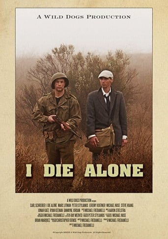 Poster of I Die Alone