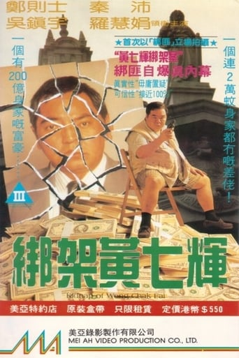 Poster of Kidnap of Wong Chak Fai