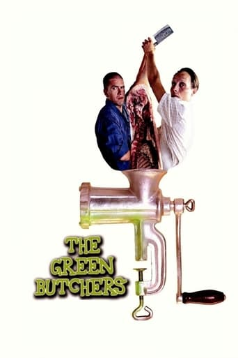 Poster of The Green Butchers