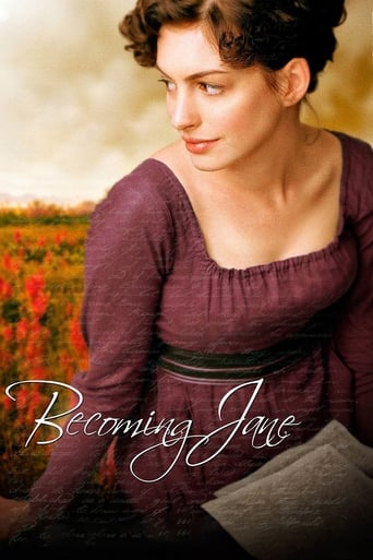 Poster of Becoming Jane