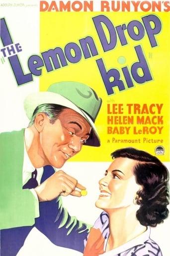 Poster of The Lemon Drop Kid