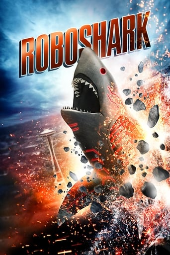 Poster of Roboshark