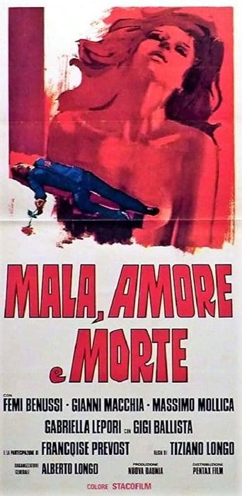 Poster of Mala, amore e morte