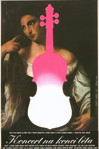 Poster of Concert at the End of Summer