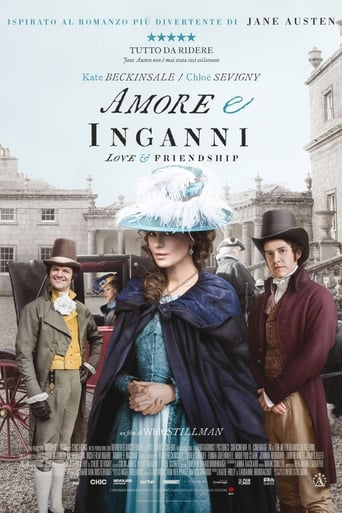 Poster of Amore e inganni