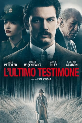 Poster of The last witness - L'ultimo testimone