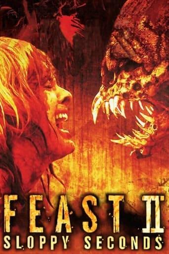 Poster of Feast II: Sloppy Seconds