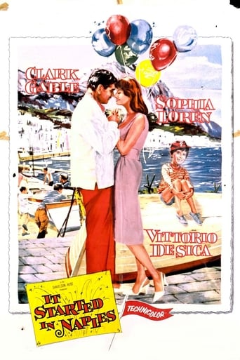 Poster of It Started in Naples