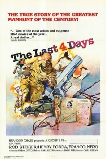 Poster of The Last Four Days