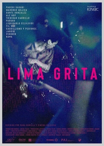 Lima grita poster