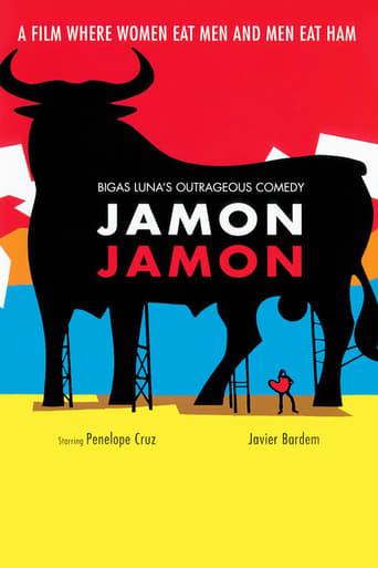 Filmposter von Jamon, Jamon - Lust auf Fleisch