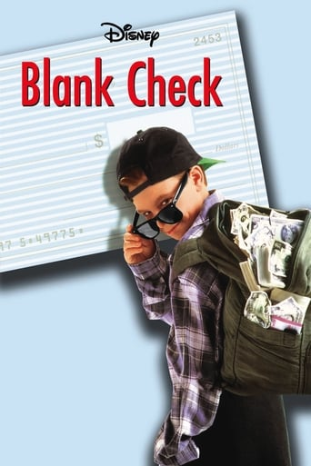 Poster of Blank Check