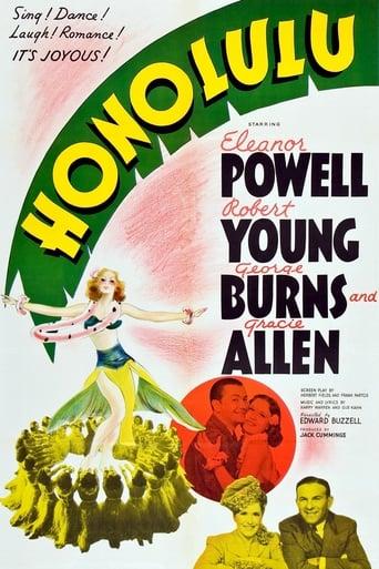 Poster of Honolulu