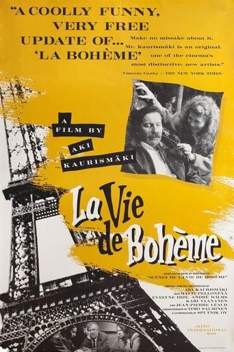 Poster of La Vie de Bohème