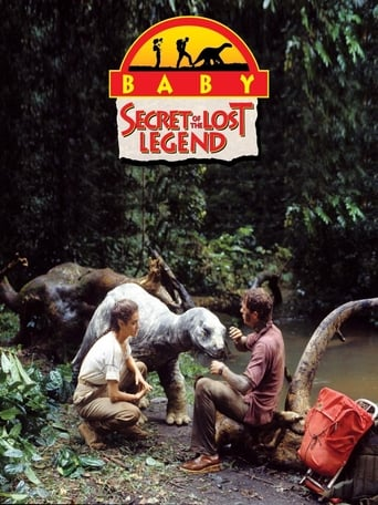 Poster of Baby: Secret of the Lost Legend