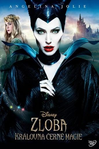 Poster of Zloba - Královna černé magie