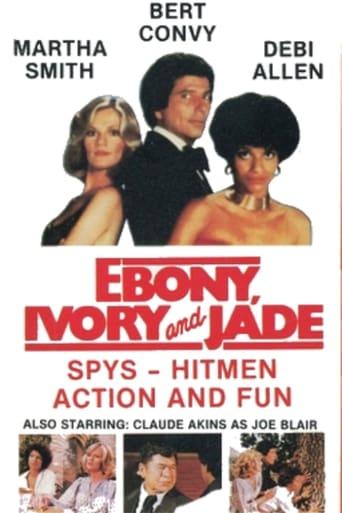 Ebony, Ivory and Jade