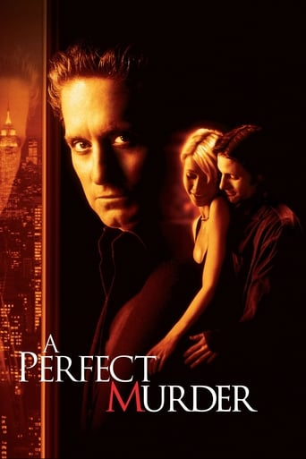 Poster of A Perfect Murder