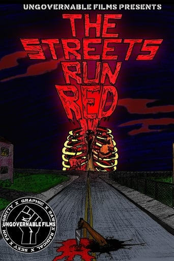 Poster of The Streets Run Red
