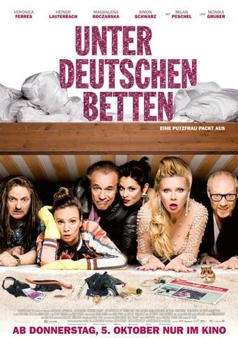 Poster of Unter deutschen Betten