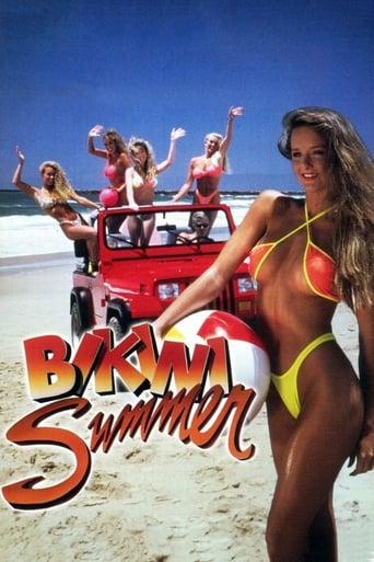 Poster of Bikini Summer