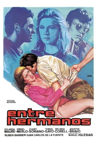 Poster of Entre hermanos