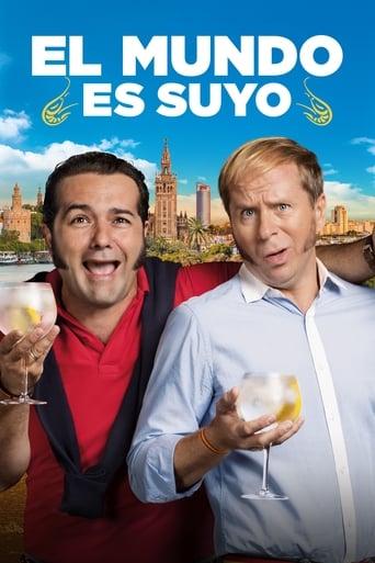 Poster of El mundo es suyo