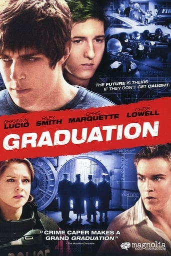 Poster of Graduation