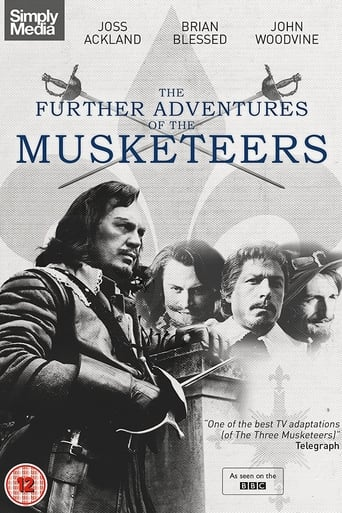 Poster of The Further Adventures of the Three Musketeers