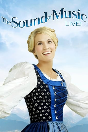 Poster of The Sound of Music Live!