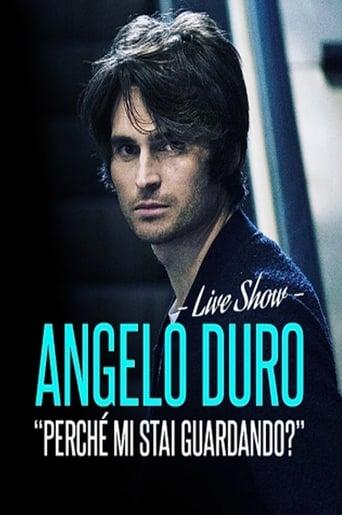 Poster of Angelo Duro - Perché mi stai guardando?
