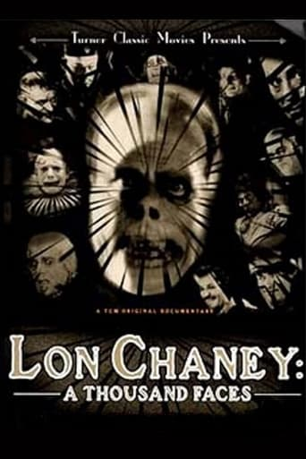 Poster of Lon Chaney: A Thousand Faces