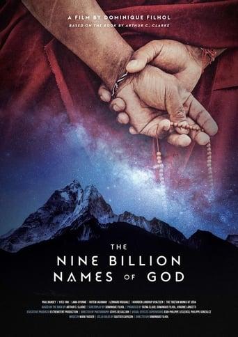 Poster of The Nine Billion Names of God