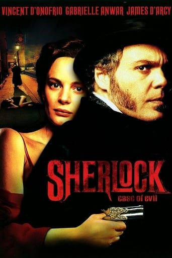 Poster of Sherlock: Case of Evil