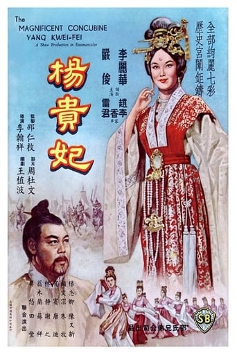 Poster of The Magnificent Concubine