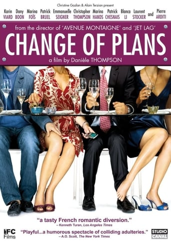 Poster of Change of Plans