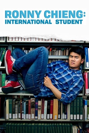Poster of Ronny Chieng: International Student