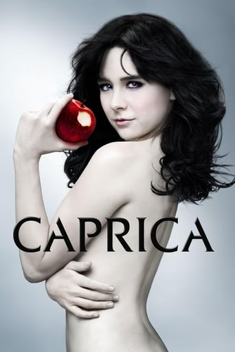 Poster of Caprica