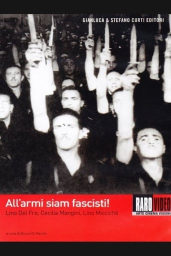 To Arms, We Are Fascists!