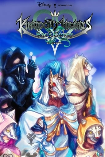 Kingdom Hearts χ Back Cover poster